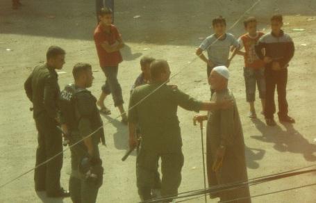 Syrie inscrite jusque sur les hauteurs