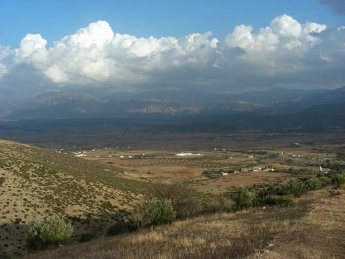 Aux alentours de Ahermoumou - Maroc