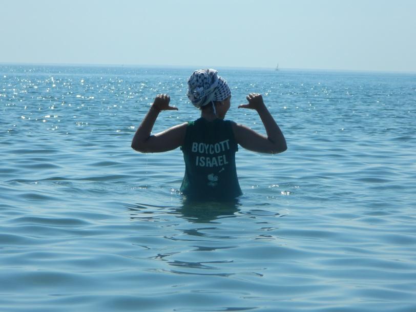 Israël... à l'eau