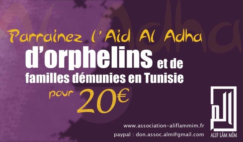 Aid el adha avec Alif Lam Mim