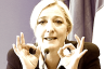 Un zéro pointé pour Marine Le Pen