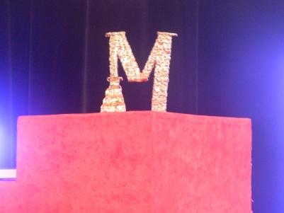 Le fameux trophée créé par M. Mokhtar