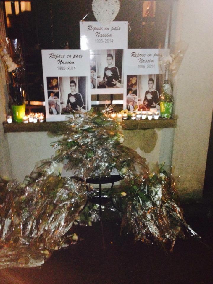 Hommage pour Nassim