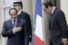 Hollande courbe l'échine !