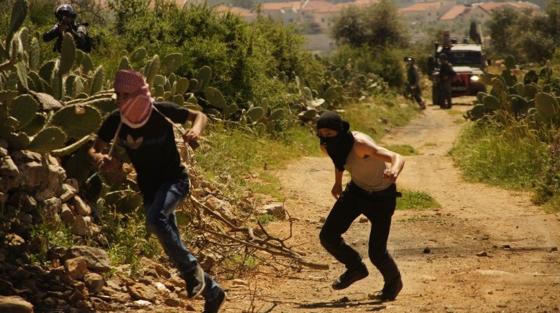 Chaque vendredi les manifestants affontent Tsahal