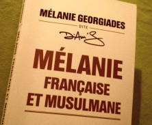 Livre de Mélanie Georgiades