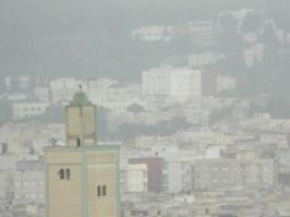 Une mosquée...