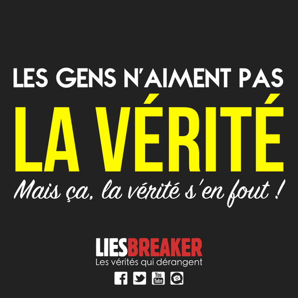 Lies Breaker - Les vérités qui dérangent