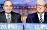 Chirac face à Le Pen en 2002