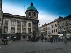 La mairie de Molenbeek