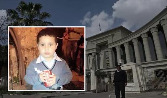 Egypte : Un enfant de 4 ans condamné par erreur à la prison à vie