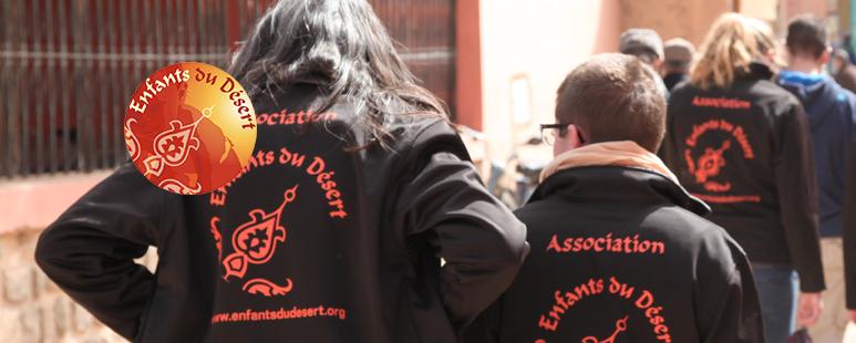 """L'Association """"Enfants du Désert"""", aux portes du Sahara - alencredemaplume.com"""