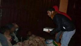 11:04:2016 - Binaction, une association marocaine au service des démunis - Distribution