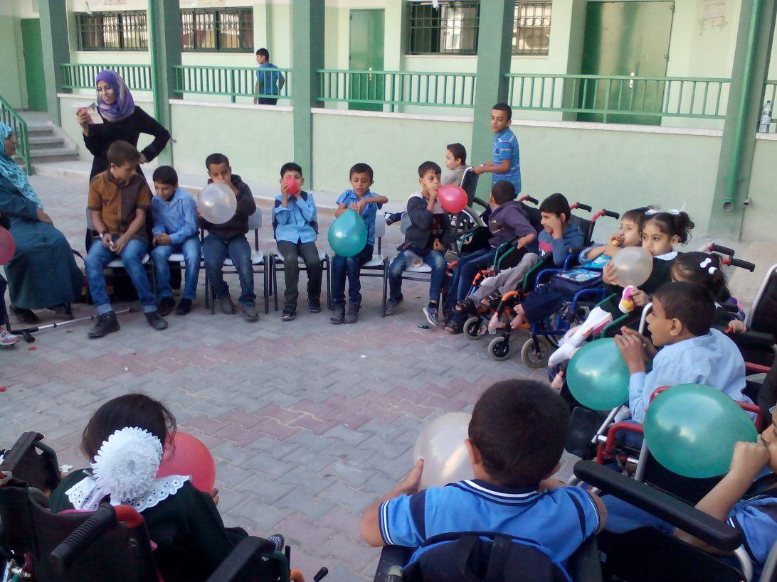 06/06/2016 - #Collecte pour les enfants handicapés de Gaza ! A vos dons