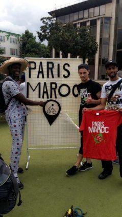 Journal de bord de la rando-vélo-écolo (RVE) vers le Maroc - épisode 1