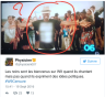 """19/09/2016 - Arrêt sur image, quand W9 censure un """"Justice pour Adama"""""""