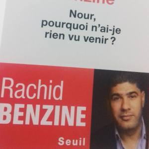 """14/11/2016 - Un livre : """"Nour, pourquoi n'ai-je rien vu venir ?"""""""