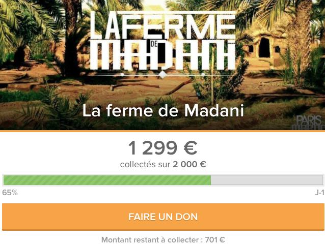 09/01/2017 – Rando-écolo France-Maroc à vélo : l'aventure se termine mais...
