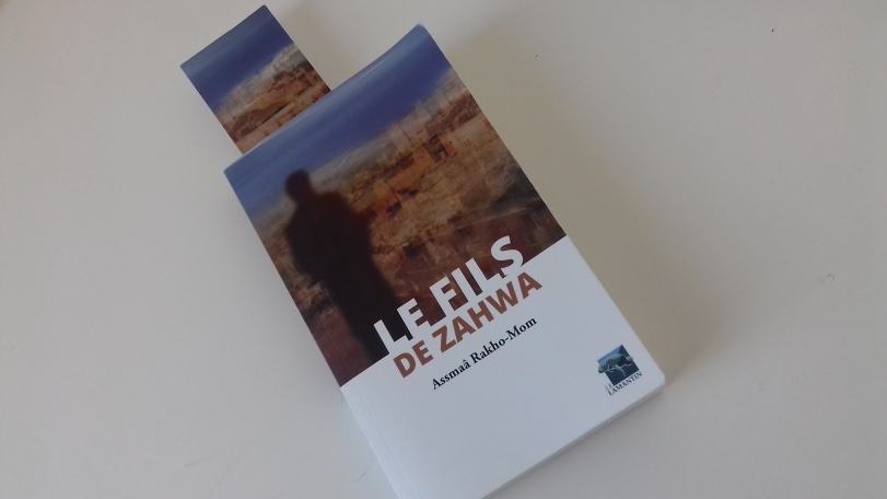 """Le livre """"Le fils de Zahwa"""", de Settat à Casablanca jusqu'à Paris"""