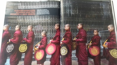 03/04/2017 - Le magazine GEO parle enfin des Rohingyas