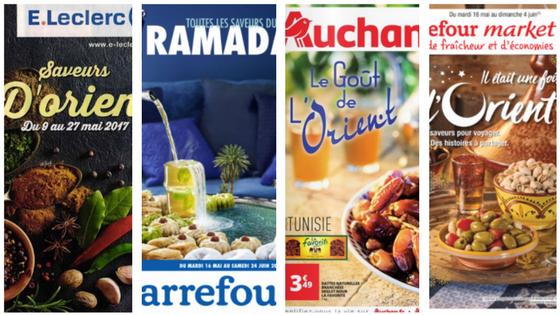 18/05/2017 - Il est de retour... Le Ramadan chez Auchan, Carrefour...