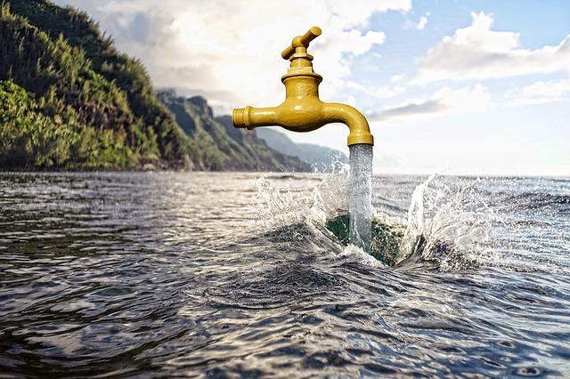 23/10/2017 - Réussir à endiguer le manque d'eau potable dans le monde ?
