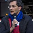 L'association La Voix des Rroms, présentée par son président William Bila