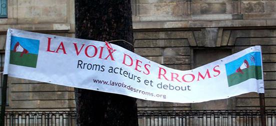 L'association La Voix des Rroms