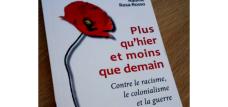 """Livre : """"Plus qu'hier et moins que demain"""" de Nadine Rosa-Rosso"""