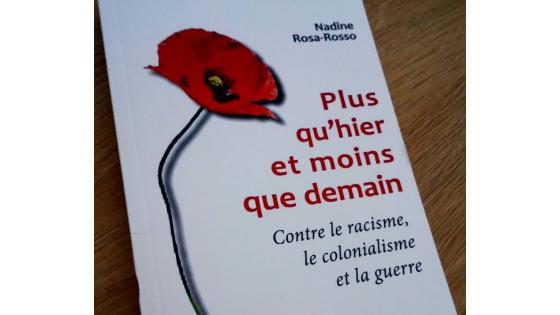 """Livre : """"Plus qu'hier et moins que demain"""" de Nadia Rosa-Rosso"""