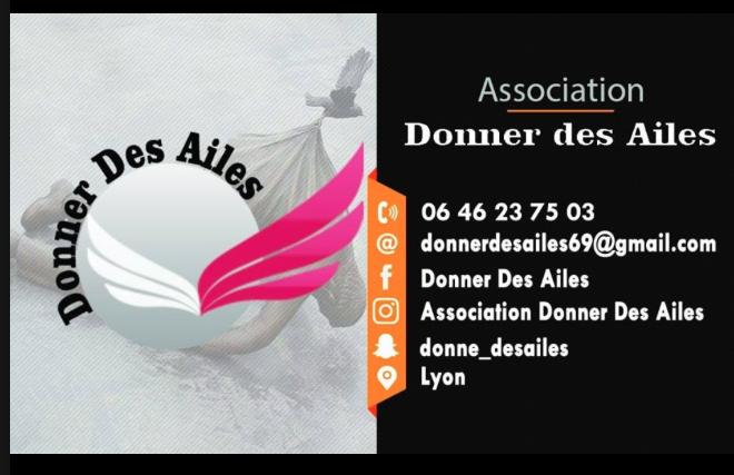 L'association Donner des Ailes, à Venissieux